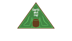 Earth And Cup Logo