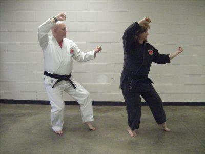 Mike Poole Karate Instructor EarthAndCup.com