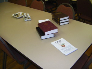 Oils Bible 1